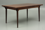 Dining table rosewood Oman Jun design from Denmark.