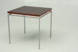 Small table rosewood palisander steele jason joos design danmark