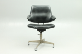 Design by DUBA danish office chair in leather.