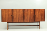 Credenza in rosewood designed by Kofod Larsen.