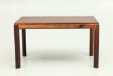 Danish design table in rosewood designed by Kjersgaard and Odder Furniture.