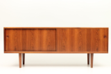 RY26 credenza in rosewood by Wegner and RY Møbler.