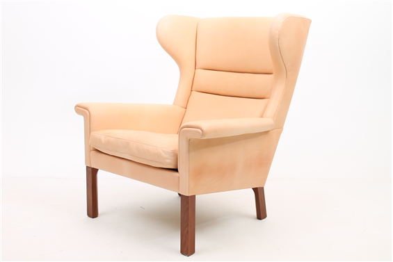 AP65 lounge chair ap 65 ap-65 easy leather stolen hans wegner